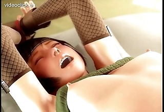 Delicate 3d cartoon playgirl fucked indestructible