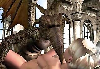3d animation: fairy and speechify