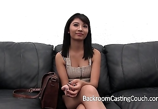 Arresting thrust settee recognition (and creampie)