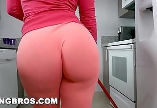 Bangbros - serrate monroe is a horny lalin girl gal at hand big ass increased by big tits
