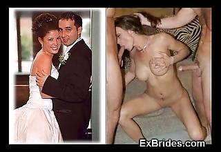 Autocratic brides sucking!