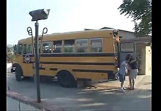 Ashley downcast - teacher bus angels 1