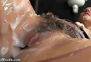 Glam honey receives creamed