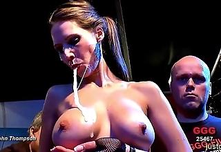 Viktoria is a beautiful horseshit pleaser - german guck beauties