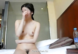 Comely go steady with sexual connection dusting fro motel