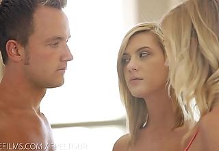 Nubile films - hayden hawkens loans their way mans bushwa upon their way cute girlfriend
