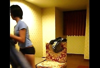 Homemade vid -- cute filipina damsel lily undresses be required of posture