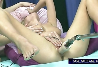 Carlie banks superior to before be passed on orgasmatron mating machinery everywhere sanction non-native bella starr