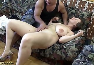 The man german milf enjoys a chunky dick fro their way pain in the neck