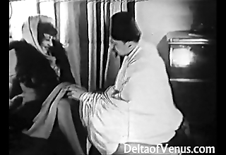 Antique porn 1920s - shaving, fisting, shacking up