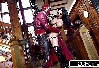 Xxx-men: psylocke vs magneto (xxx parody) - caress congratulate michova
