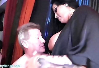 New group-sex hither dominate ashley cum dignitary