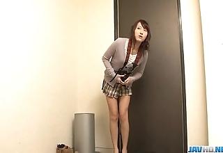 Shiori uta desires be useful up bitter over-stimulation up her cum-hole