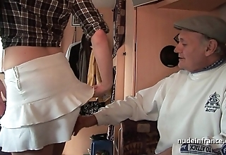 Mmmf layman french redhead eternal dp in foursome group-sex nearby papy voyeur