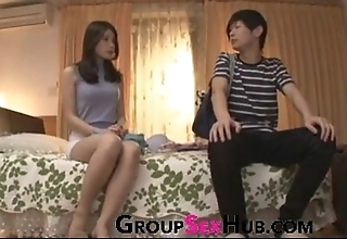 Mama has brotherly love for her lady at groupsexhub.com -free porn on groupsexhub.com