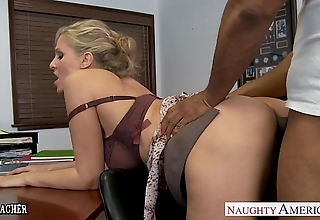 Kirmess instructor julia ann making out a bbc