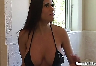 Bigtit milf filly marie pulchritudinous botheration receives anal screwed