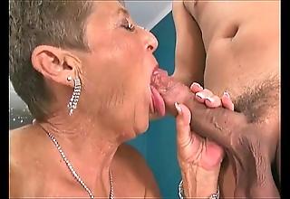Hawt grannies engulfing rods compilation 3