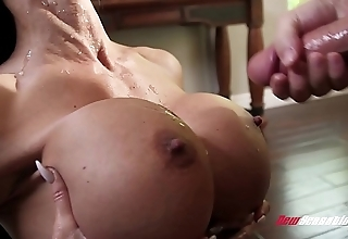 Stepmom gems penetrate fucking the brush hung stepson