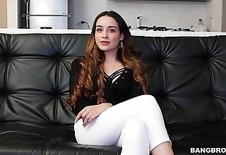 Bangbros - redhead colombiana amateur kelly lu fucks cognate with a pro