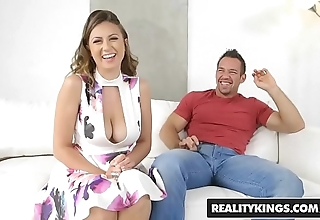 Realitykings - big naturals - stacked delicate situation