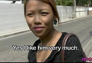 Jane - thai chick far compacted bosom