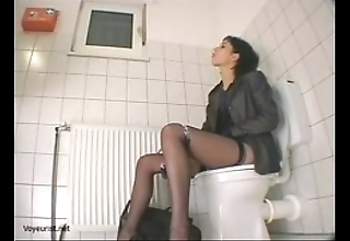 I wanted to caress. confining camera in get under one's men's room