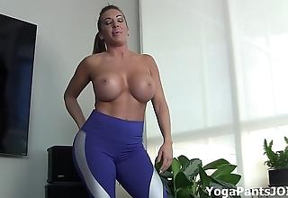 Hack my yoga panties turn u on?