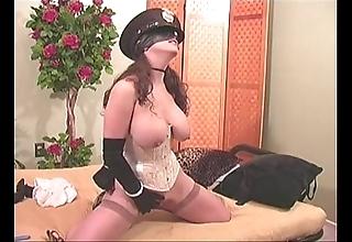 Self-bondage - feminine officialdom